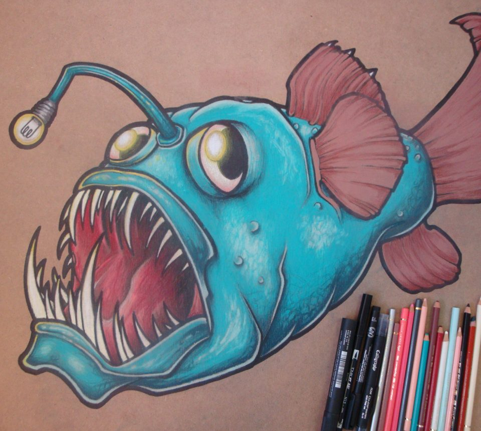 tattoostudio inkfish Rotterdam custom ontwerpen